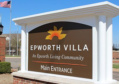 Epworth Villa, CCRC
