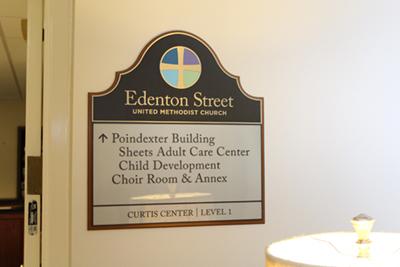 Edenton Street UMC