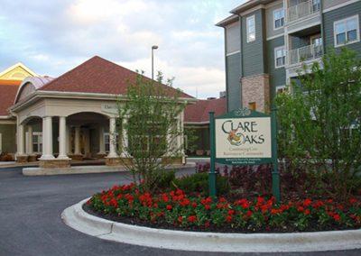 Clare Oaks